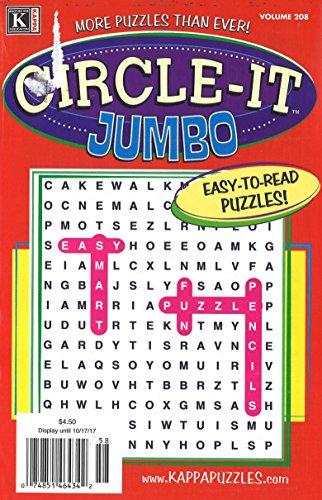 Circle It Jumbo