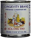 Kyпить Longevity Sweetened Condensed Milk 14 Oz. (Pack of 2) на Amazon.com