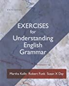 Exercise Book for Understanding English…