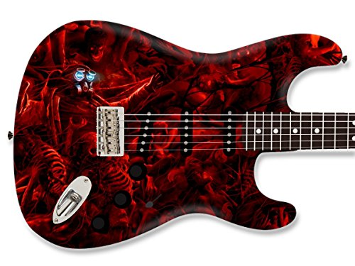 Skin Your Skunk Bodies Guitar Skin (Standard 20Wx15H) (Customize Guitar)