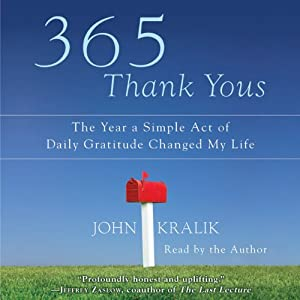 365 Thank Yous Audiobook