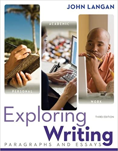 exploring writing  paragrapsh and essays w  connect writing      exploring writing  paragrapsh and essays w  connect writing   access card rd edition