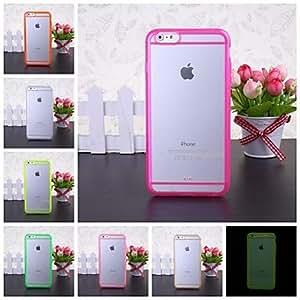 SHOUJIKE iPhone 6 Plus compatible Special Design Back Cover , Orange