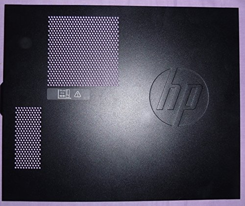 HP Pavilion Slimline Desktop Case Side Door Cover 642546-001 Black