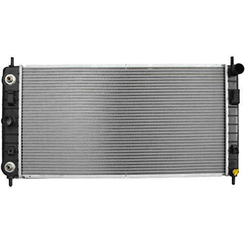 eccpp-new-radiator-2864-fits-chevy-pontiac-saturn-aura-g6-malibu-24-36-l4-4cyl-v6-6cyl