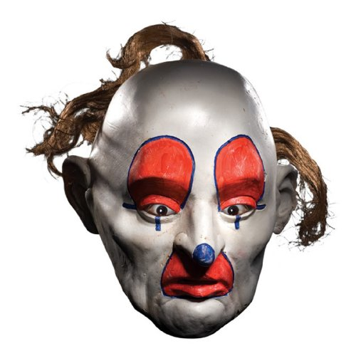 Joker Henchman Costume (Rubie's Costume Co Men's Batman The Dark Knight The Joker Henchman Dopey Adult Mask, Multi, One Size)