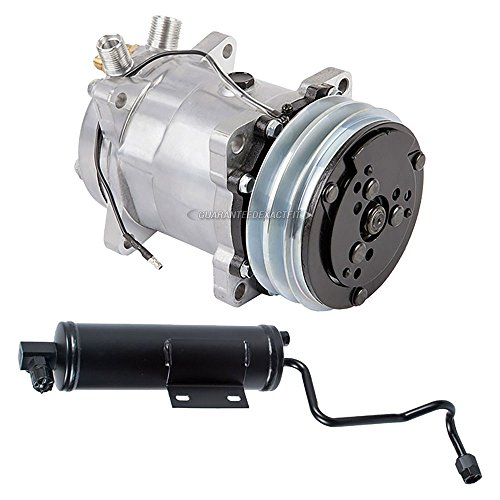 jeep xj ac compressor - 1