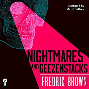 Nightmares and Geezenstacks Audiobook