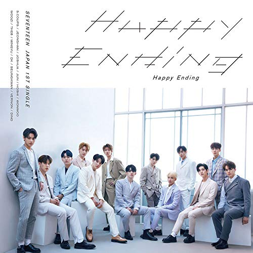 HAPPY ENDING incl. 16page photobook + Card D