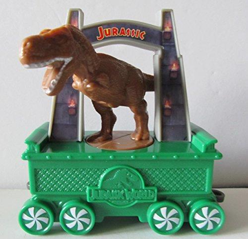Holiday Express Jurassic World Train Car  7 Mcdonalds 2017