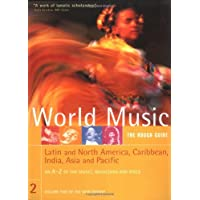 World Music Volume 2: Latin & North America,Caribbean,India,Asia