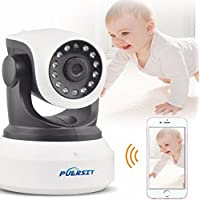 Puersit C7824WIP HD 720P Wireless IP Camera Wifi Night Vision Camera IP Network Camera CCTV WIFI P2P Onvif IP Camera