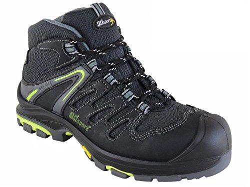 Grisport Sapatos De Segurança Trojan Não Metálico S3