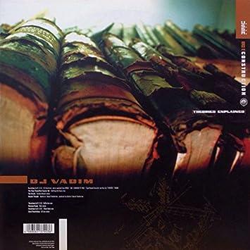 DJ Vadim - U.S.S.R. Reconstruction - Ninja Tune - ZEN 31 ...