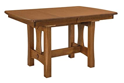 Amazoncom New Hickory Wholesale Amish Sheridan Small Solid Wood