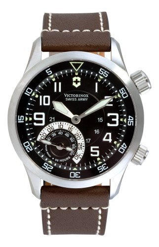 Victorinox Swiss Army Men's 241381 AirBoss Mach 4 Mechanical Watch (Victorinox Watch Men Mach)