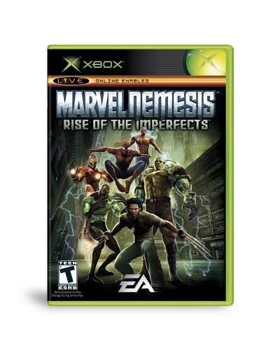 Marvel Nemesis Rise of the Imperfects - Xbox (Renewed)