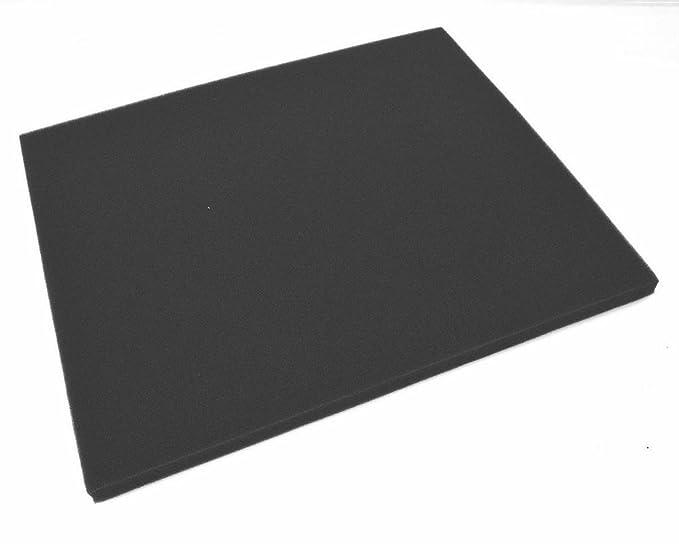 ARTEIN - 48181 : Pliego De Espuma Negro Para Filtro De Aire (230X330X10Mm) Af00000000041: Amazon.es: Coche y moto