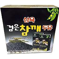 Sahmyook Black Sesame Soy Milk, 6.42 Fl. Ounce (Pack of 16)