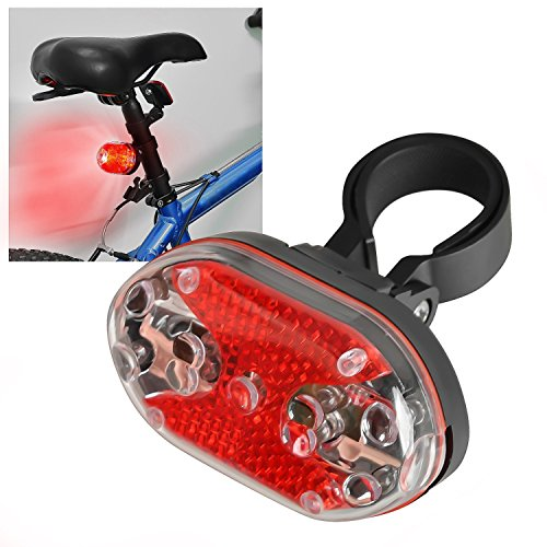 Insten Bicycle Rear Lamp , 9 LED