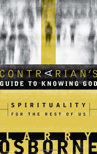 Contrarians Guide Knowing God Spirituality product image