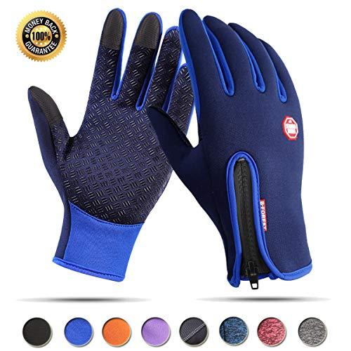 Achiou Touchscreen Gloves for Wi...