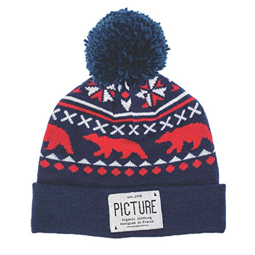 Picture Organic Racoon Beanie One Size - Racoon Of Picture