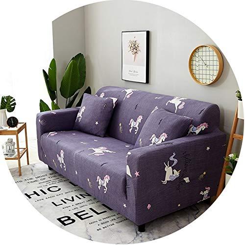 1Pc Sofa Cover Slipcover All-Inclusive Slip-Resistant Sofa Cover,Model 2,1 Seat (90-140Cm) (Furniture Charlotte Outdoor Nc)