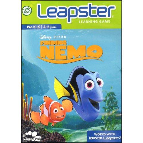 LeapFrog Leapster Learning Game Finding