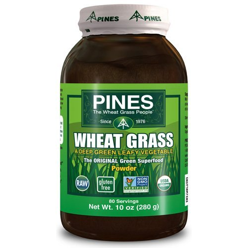 (Pines International Wheat Grs Pwdr 100% Og2 10 Oz)