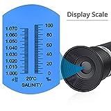 AUTOUTLET Salinity Refractometer,Automatic