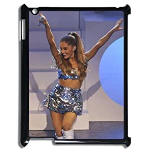 C-EUR Cover Case Ariana Grande customized Hard Plastic case For IPad 2,3,4 by Maris's Diary