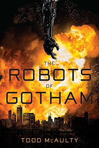 Book Cover: The Robots of Gotham