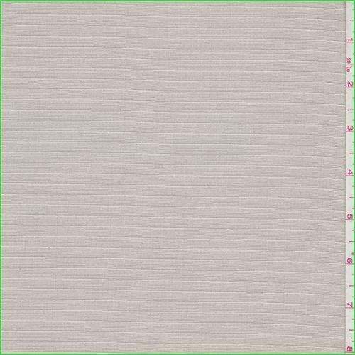 Khaki Tan Cotton Ripstop Twill, Fabric Sold By the Yard