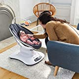 4moms mamaRoo 4 Baby Swing | Bluetooth Baby