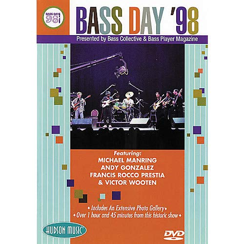 (Bass Day '98 (DVD) Pack of 2)
