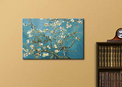 Print Almond Blossoms by Vincent Van Gogh Reproduction