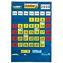 Lauri Calendar Pocket Chart (English/Spanish)
