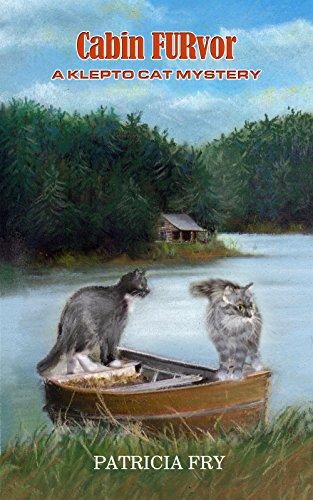 Action Lift Bar - Cabin FURvor (A Klepto Cat Mystery Book 16)