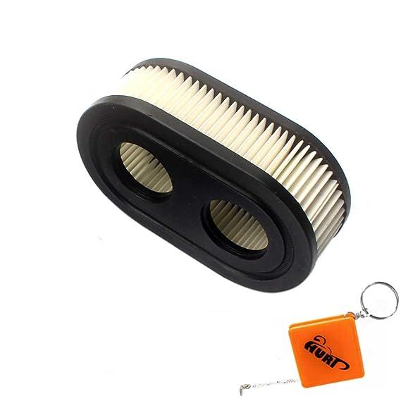 Luftfilter passend für Briggs /& Stratton 799579 450E 500 E EX 08P502 09P602