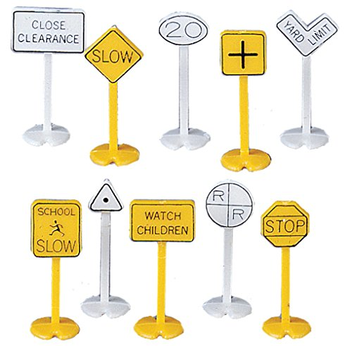 Bestselling Model Train Signals, Signs & Lights