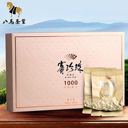 Bama1000 Pearl Buck aroma Tieguanyin tea Chinese Oolong tea 150g 八马浓香赛珍珠1000 by Yichang Yaxian Food LTD.