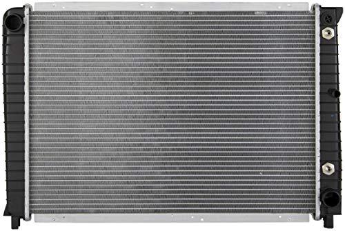(Spectra Premium CU1577 Complete Radiator)
