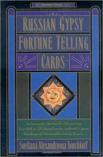 Russian Gypsy Fortune Telling Cards: Svetlana A  Touchkoff