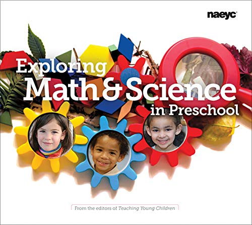 Exploring Math and Science in Preschool (The Preschool Teacher's Library of Playful Practice Set)