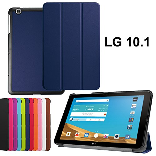 LG G PAD X 10.1 / G Pad II 10.1 Case,Beimu Ultra Slim Lightweight PU Leather Stand Cover LG G PAD X 10.1 (4G LTE AT&T V930) / LG G Pad 2 10.1(V940) 10.1-Inch 2015 Released Tablet Only