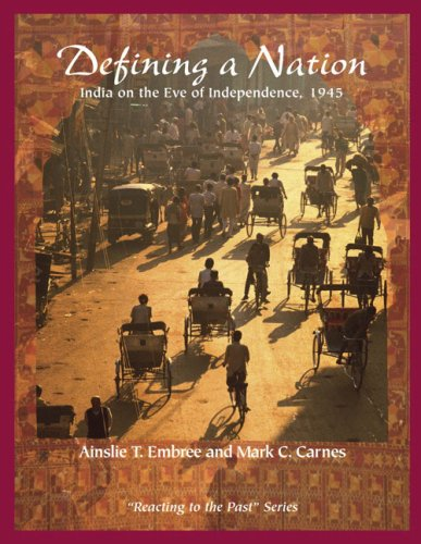 Defining a Nation: India on the Eve of Independence 1945:...