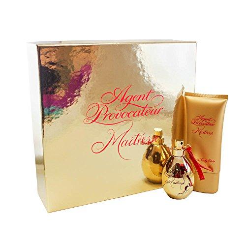 - Agent Provocateur Maitresse 2 Piece Gift Set for Women, 1.0 Fluid Ounce