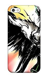 5/5s Scratch-proof Protection Case Cover For Iphone/ Hot Video Games Touhou Thigh Highs Capes Reiuji Utsuho Phone Case
