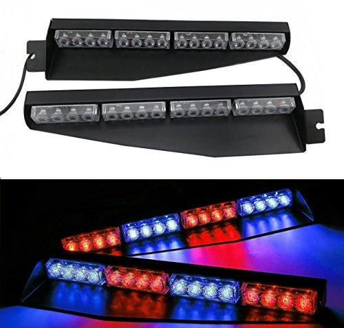 Dash Deck Emergency Lights